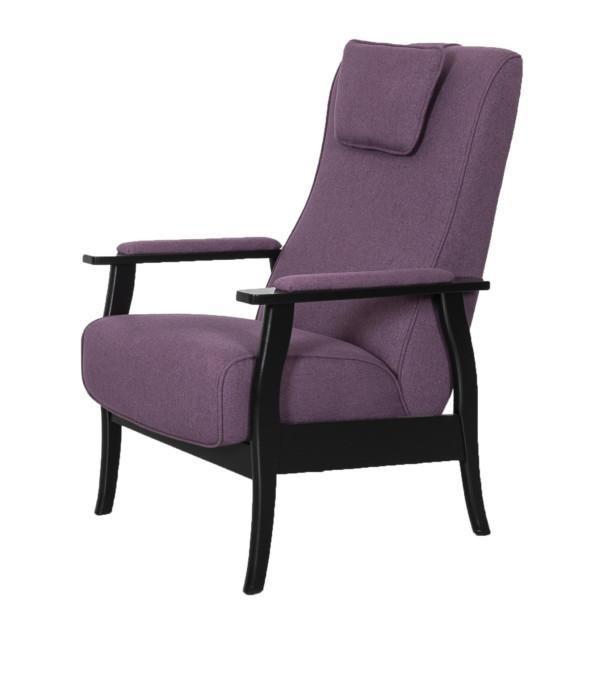 Keinuva seniori tuoli