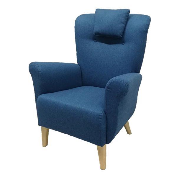 50 luvun nojatuoli, Brita tuoli.