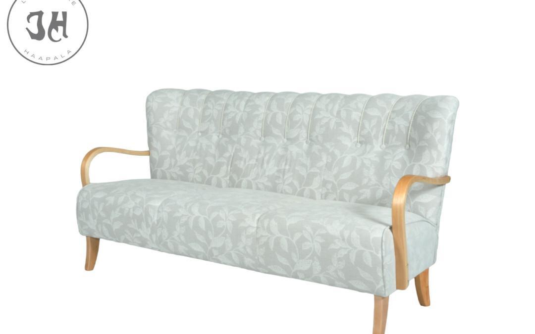 Elegia 3-istuttava sohva
